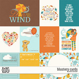 Blustery Cards