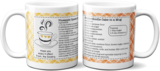 Sweet Recipe Mug Templates Sets 1-3