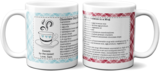 Sweet Recipe Mug Templates Set 2