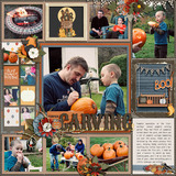 Farmhouse Falloween Extras