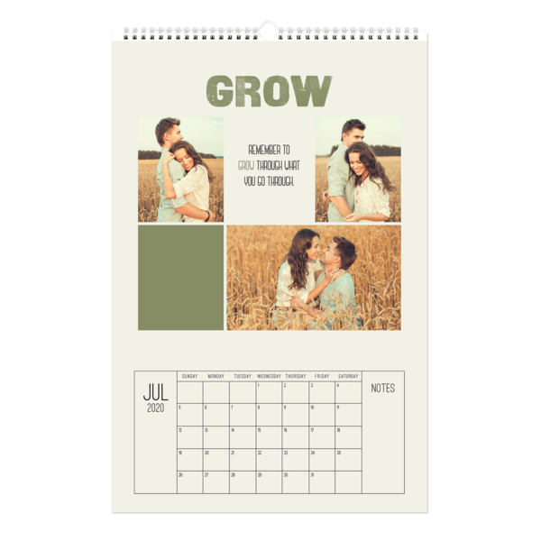 Remember Calendar Calendar