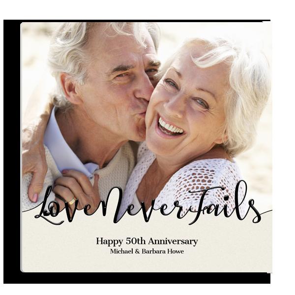Love Never Fails Panel