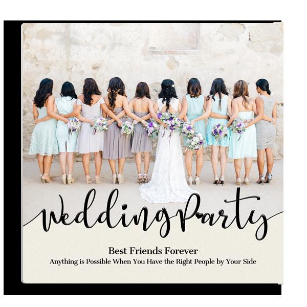 Wedding Party Panel