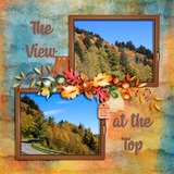 Gotta Love The View- Autumn Scrap Kit