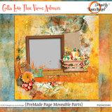 Gotta Love the View Autumn-Premade Page
