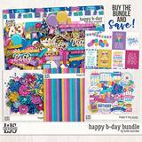Happy B-Day Bundle