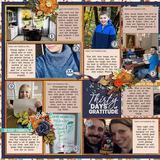 2 sides - 30 Days of Gratitude