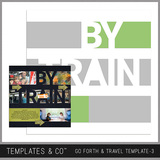 Go Forth & Travel Template 3