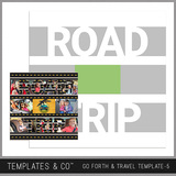 Go Forth & Travel Template 5
