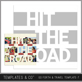 Go Forth & Travel Template 7