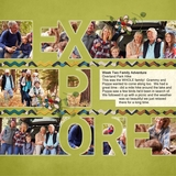Go Forth & Travel Templates 1-8