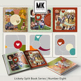 Lickety Split Book Series Number Eight