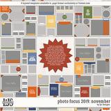 Photo Focus 2019 - November