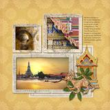 Southeast Asian Adventure Frames