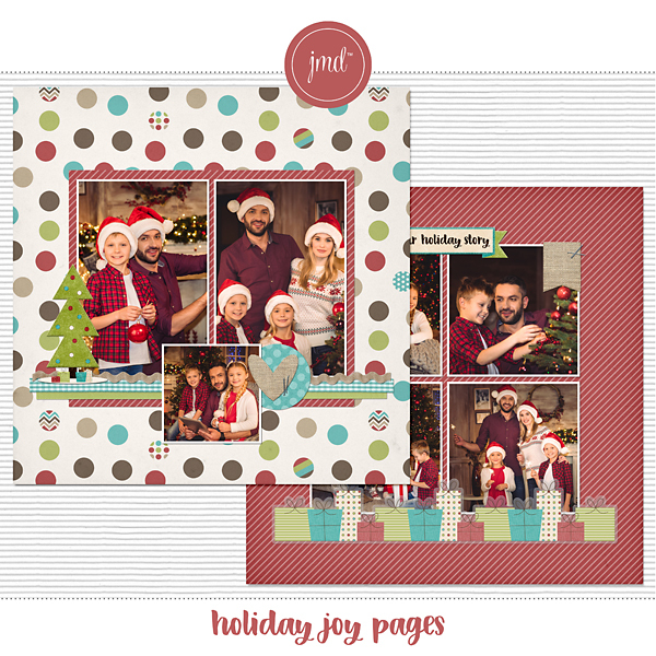 Holiday Joy Pages