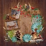 Woodland Winter Kit