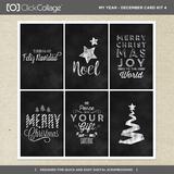 My Year - December Card Kit Bundle