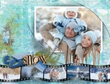 Spilling Out Winter 11x8.5 Bonus Bundle