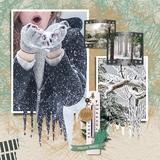 Spilling Out Winter 12x12 Bonus Bundle