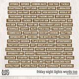 Friday Night Lights Bundle