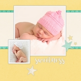 All Baby Pre-designed Pages