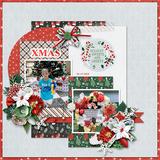A Magical Christmas Cards