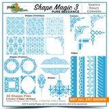 Shape Magic 3 Pure Elegance