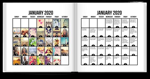 2020 Photo-A-Day Calendar