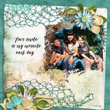 Make Every Day Magical Scrap Kit