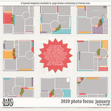 2020 Photo Focus - January