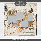 Scrap Express - Template 1