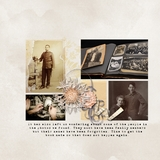 Retrospective Pre Designed Book 12x12
