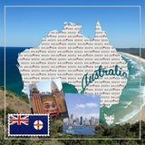 Travel Tidbits Australia - Photo Masks