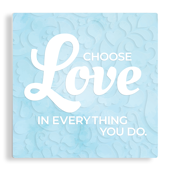 Choose Love Panel
