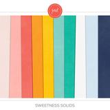 Sweetness Solids