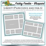 Friday Freebie: Liberty Park Blueprint