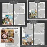 Artistic License Rip It Up - Bonus Bundle 1 -12x12