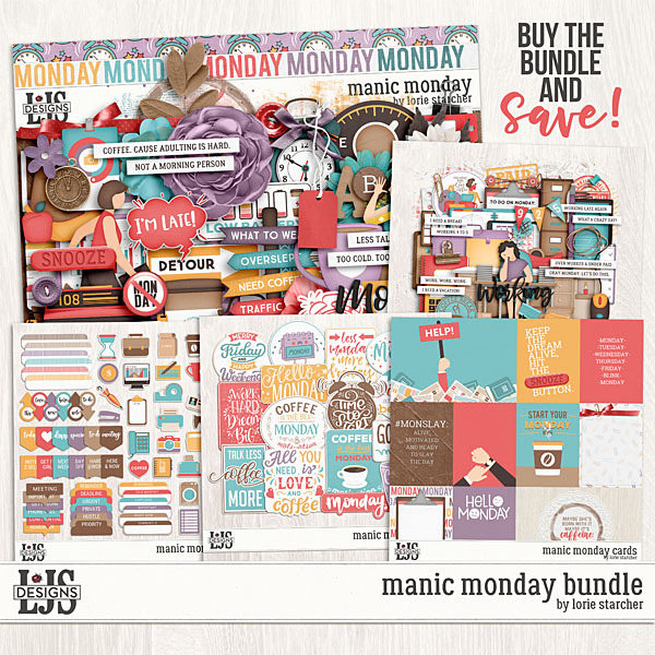 Manic Monday Bundle