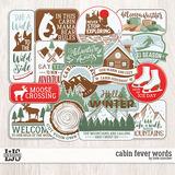 Cabin Fever Words