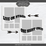 One Night Only Bundle