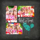Chalk It Up Pre-Designed Pages - Bundle