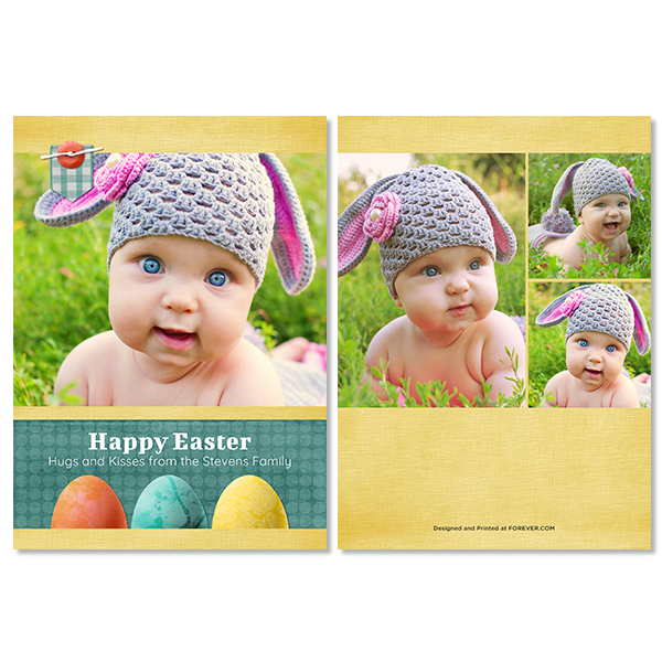Easter Remembered Card