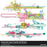 Readymade Layers Palettes No. 02 Borders