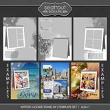 Artistic License Memento Bonus Bundle 8.5x11