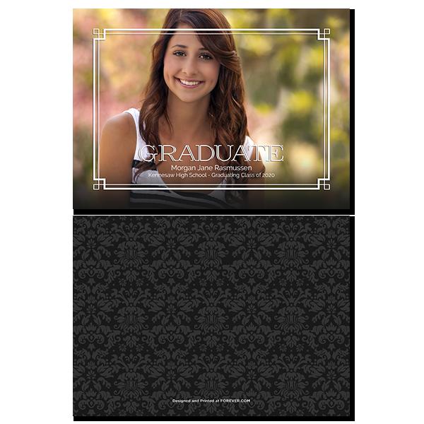 Full Frame Grad Card
