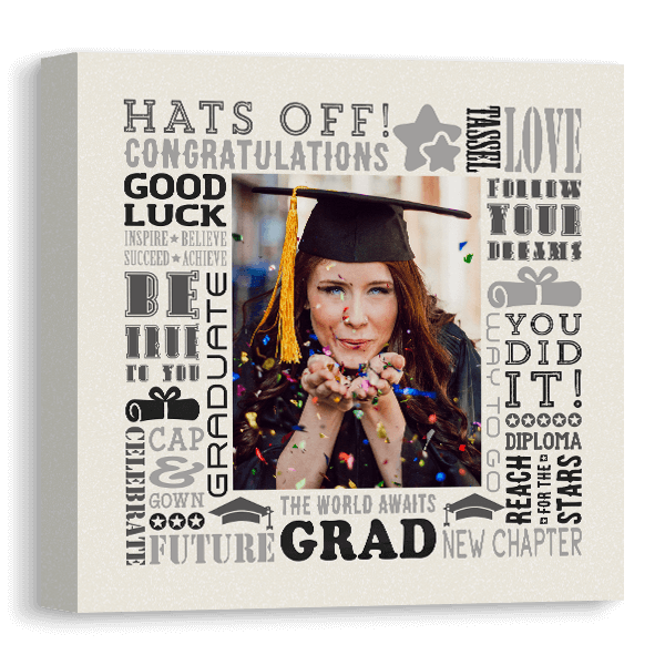 Grad Subway Canvas Canvas