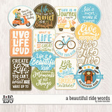 A Beautiful Ride Words