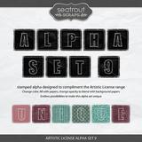 Artistic License Alpha Sets 9-12
