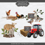 Adventure Days - Petting Zoo Clusters
