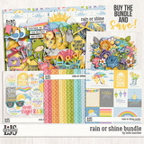 Rain Or Shine Bundle